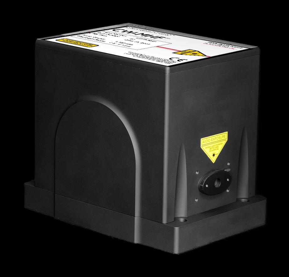CW-MHF™ Mid-IR Laser